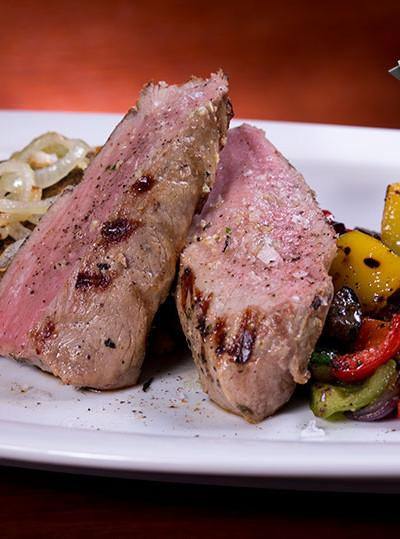 vepřový steak