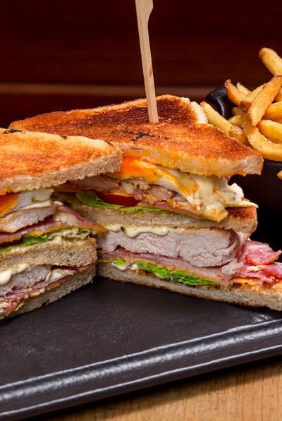 Club sendvič